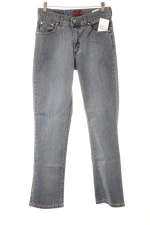 Angels Jeans a gamba dritta blu stile casual