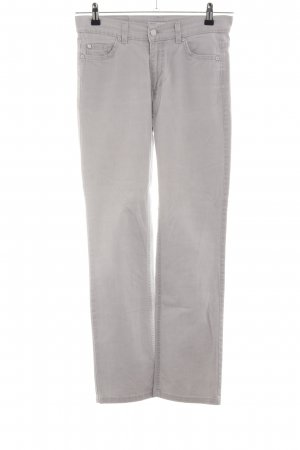 Angels Jeans a gamba dritta grigio chiaro stile casual