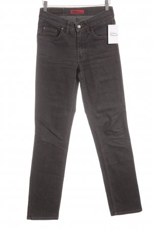 Angels Straight Leg Jeans grey casual look