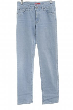 Angels Straight-Leg Jeans himmelblau Casual-Look