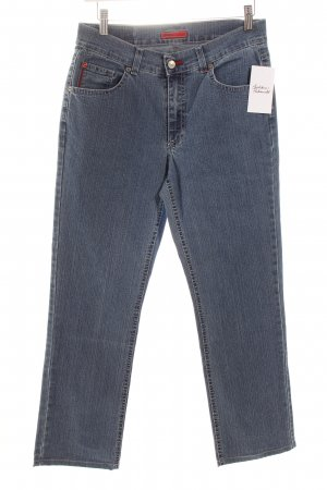 Angels Straight Leg Jeans steel blue-natural white casual look