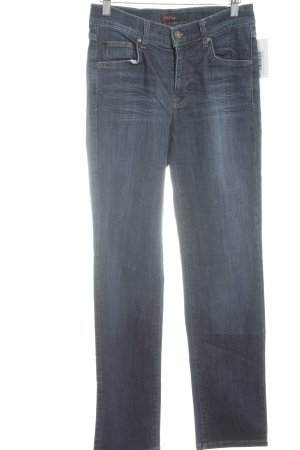 "Angels Jeans a gamba dritta ""Style Dolly"" blu scuro"