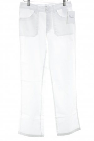 Angels Straight-Leg Jeans weiß Casual-Look