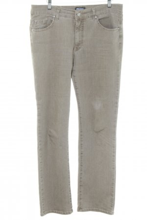 Angels Stretch Jeans light grey casual look