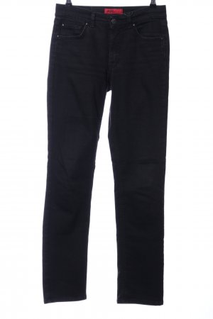 Angels Stretch Jeans black business style