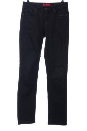 Angels Jeans elasticizzati nero stile professionale