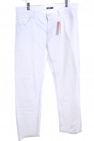 Angels Stretch Jeans weiß Casual-Look