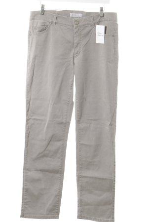 Angels Pantalone elasticizzato beige chiaro stile classico
