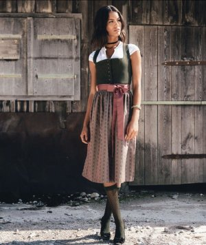 Angermaier & distorted people Dirndl