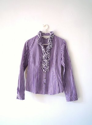 Angermaier Traditional Blouse multicolored cotton