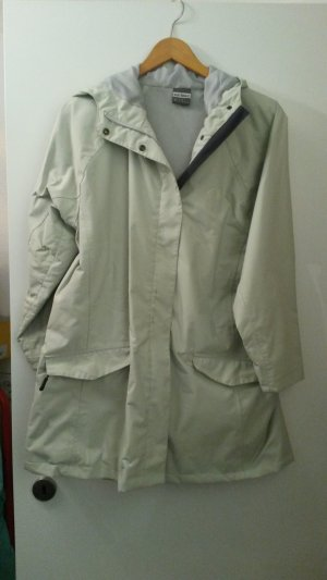 Heavy Raincoat light grey