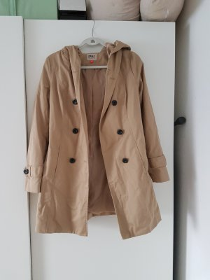 Only Trench Coat light brown