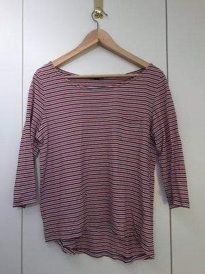 H&M Camisa de rayas multicolor