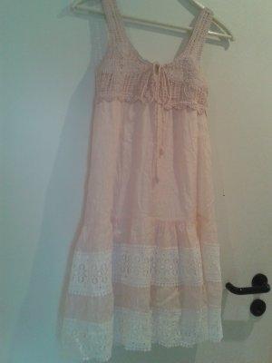 Robe Hippie rosé-rose clair