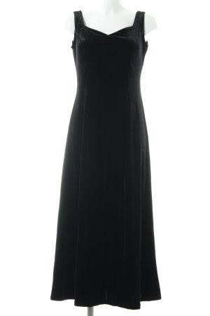 Angie Robe de soirée noir style des années 20