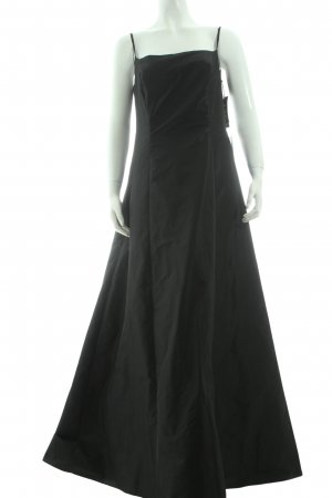 Angie Avondjurk zwart elegant
