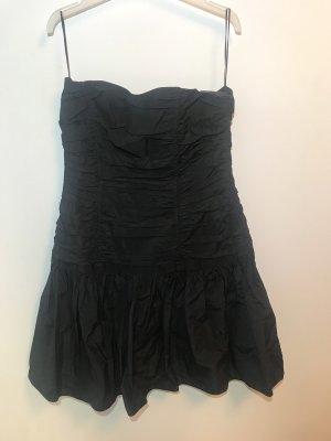 Angie Kleid schwarz mit Schleife