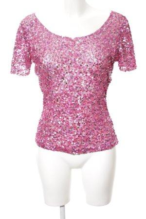 Angie T-Shirt pink extravaganter Stil