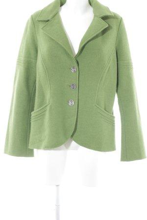Angiemiller Veste bavaroise vert gazon style campagnard