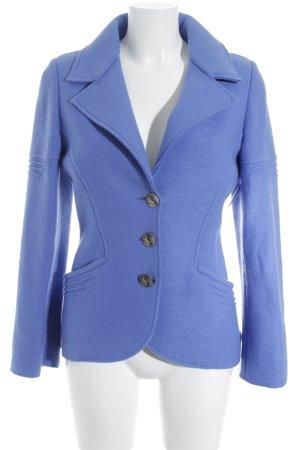 Angiemiller Woll-Blazer himmelblau Elegant