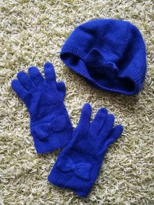 H&M Cappellino blu