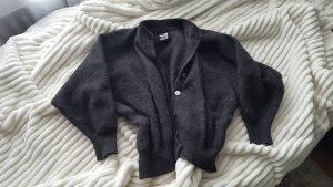 Wool Jacket anthracite