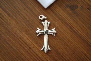 Anhänger Charm von Thomas Sabo Kreuz in Silber