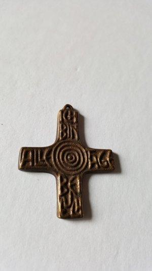 Pendant bronze-colored