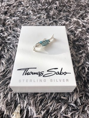 ❣️Anhänger Silber Unikat❤️Original Thomas Sabo Charm Kette