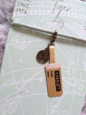 Konplott Cadena de oro color bronce-color oro