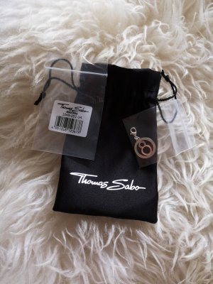 Thomas Sabo Charm Bracelet silver-colored