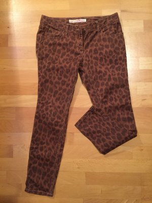 Tom Tailor Denim Pantalón de cinco bolsillos multicolor