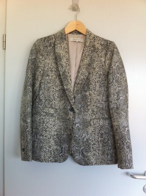 Animal Print Blazer Gerard Darel Gr. 38