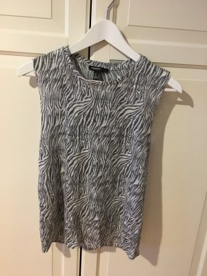 Animal Print stylisches Top