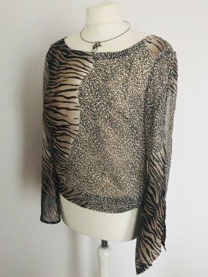 Joseph Ribkoff Transparante blouse veelkleurig