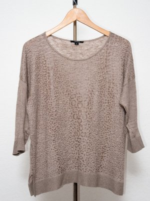 Animalprint Pullover von Comma