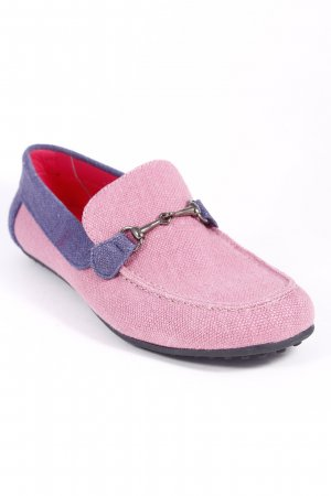 Animas Code Slipper blauviolett-rosa Street-Fashion-Look