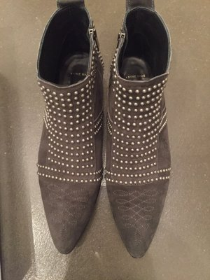 Anine Bing Ankle Boots grey
