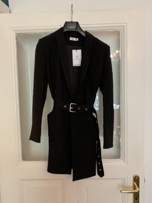 Anine Bing Long Blazer black
