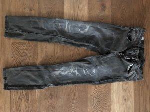 Anine Bing Boyfriend Jeans black