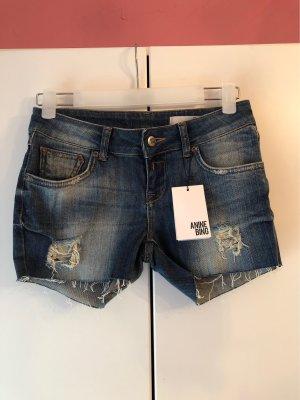 Anine Bing Shorts multicolored
