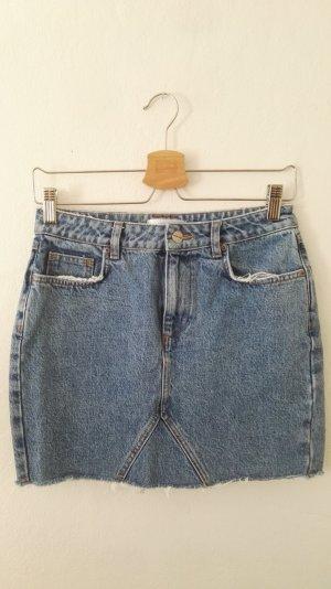 ANINE BING mini denim skirt