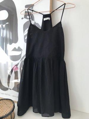 Anine Bing Mini Dress black