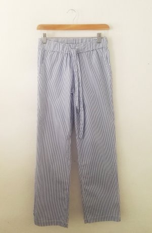 ANINE BING pyjama style long pants
