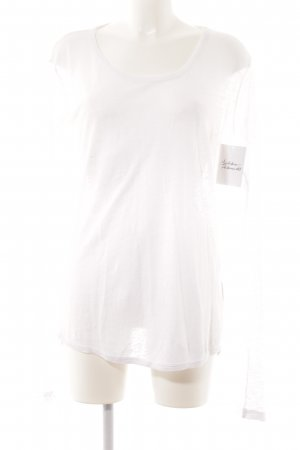 Anine Bing Maglione girocollo bianco stile casual