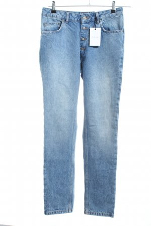 Anine Bing Skinny Jeans blue casual look