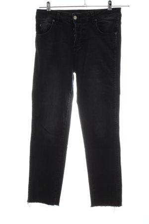 Anine Bing Jeans skinny nero stile casual