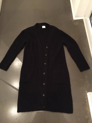 Anine Bing Knitted Coat black