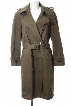 Anine Bing Trenchcoat khaki Business-Look