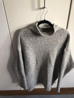 Anine Bing Wool Sweater grey-light grey